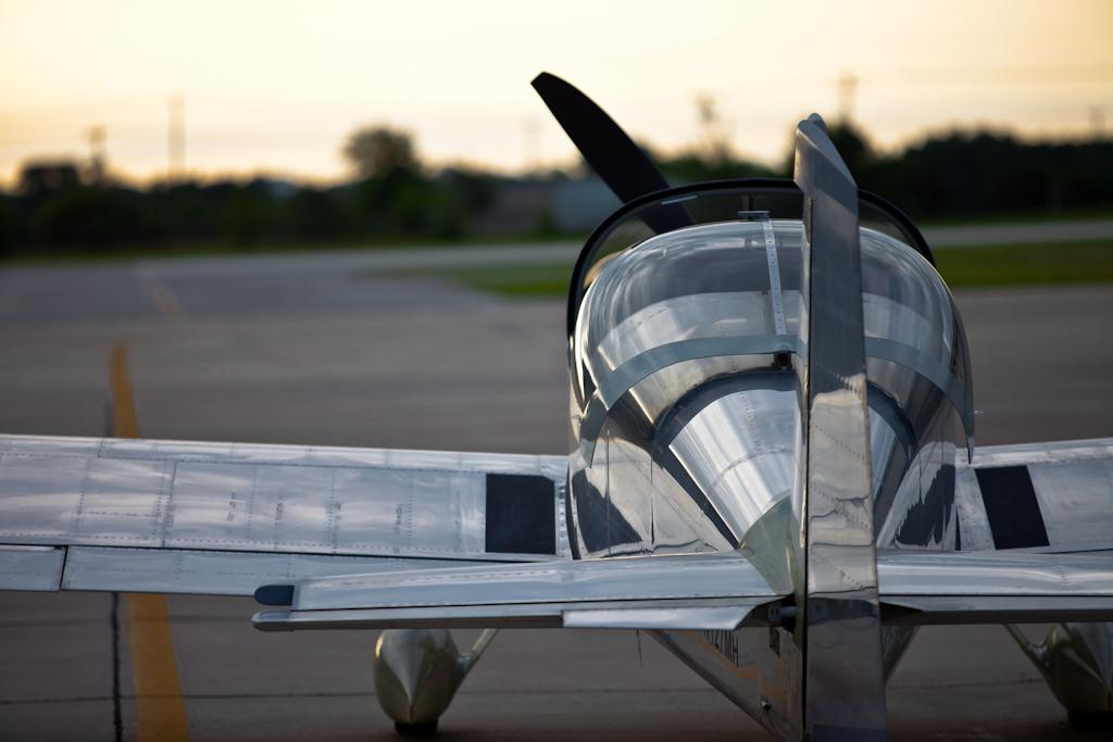 Presentation de l'avion en construction | flying-rv7.com
